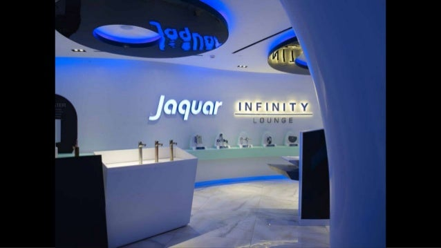 jaquar experience center , chandigarh