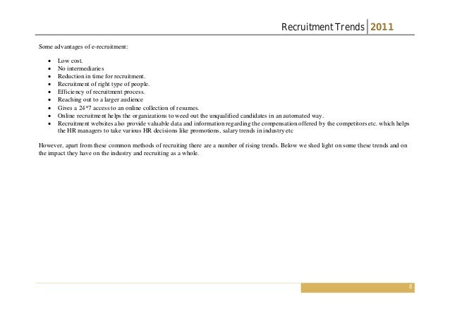A Systematic Approach to Recruitment & Selection