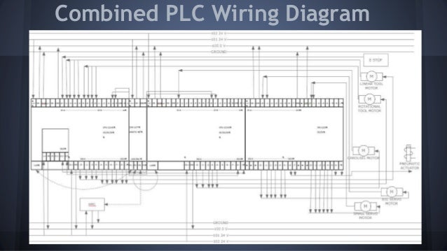 full boeing actuators 10 combined plc wiring diagram