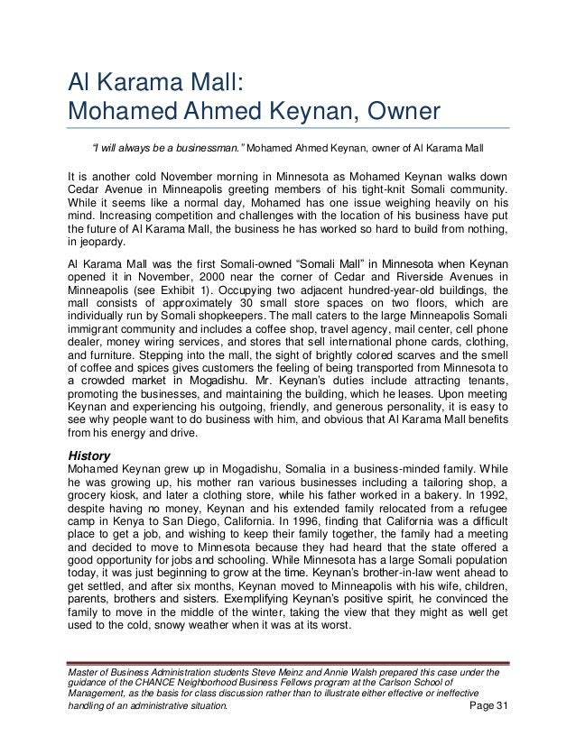 Al Karama Mall Meinz and Walsh 36 contract for deed basis. Keynan was unfamiliar with this type of transaction, and his cu...