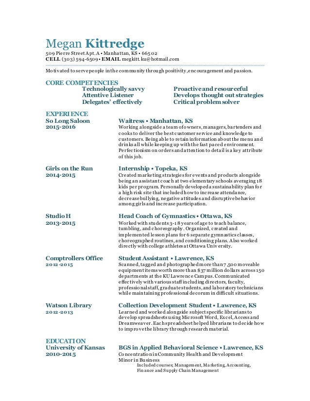 Stunning Ottawa Accounting Resume Contemporary - Best Resume ...