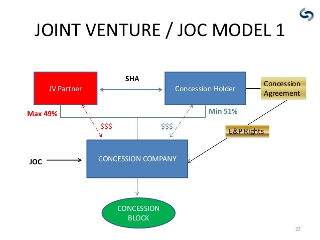 Joint ventures and partnering