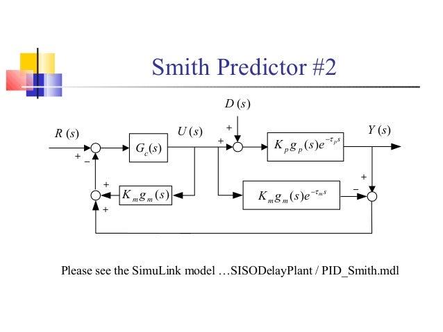 Smith Prädiktor