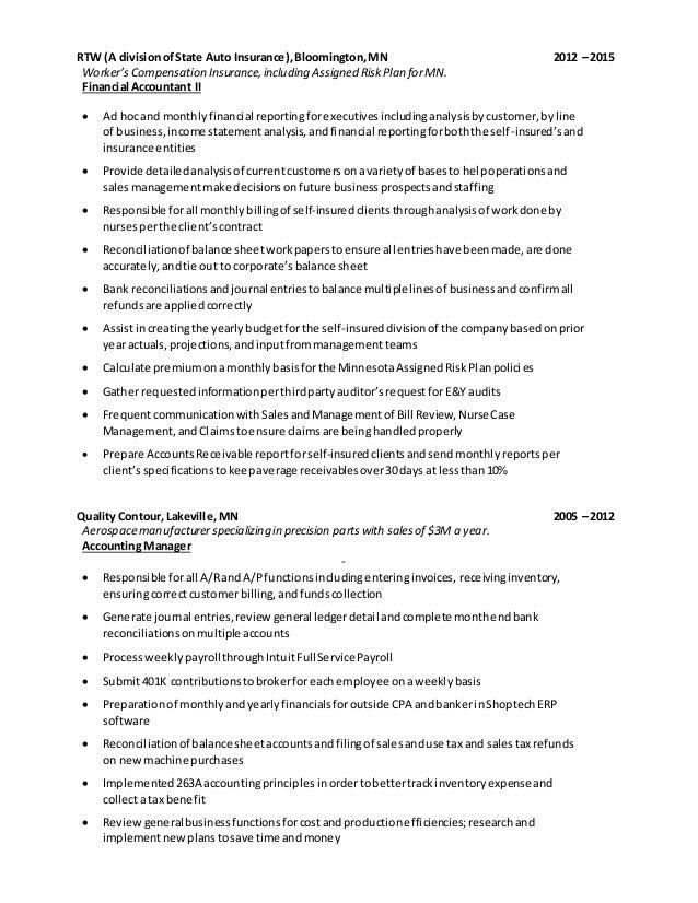 Amy lindgren resume