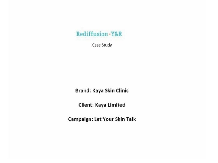 Viral were planted on various sites to create an intrigue value about skinexpertise•Facts about skin care which are bizarr...
