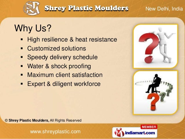 New Delhi, India     Why Us?            High resilience & heat resistance            Customized solutions            Sp...