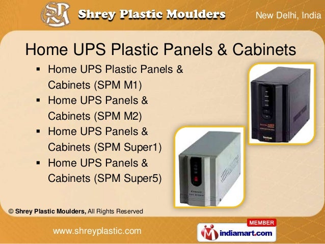 New Delhi, India     Home UPS Plastic Panels & Cabinets          Home UPS Plastic Panels &           Cabinets (SPM M1)   ...