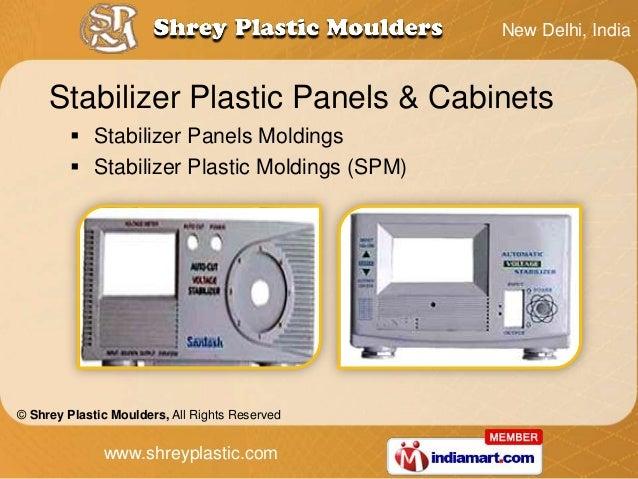 New Delhi, India     Stabilizer Plastic Panels & Cabinets          Stabilizer Panels Moldings          Stabilizer Plasti...