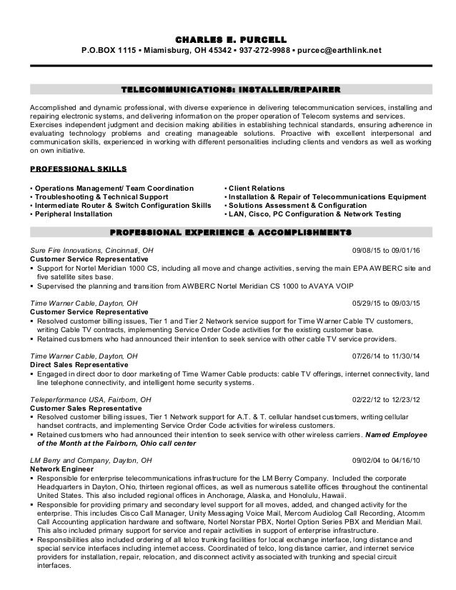 Resume Purcell 0916