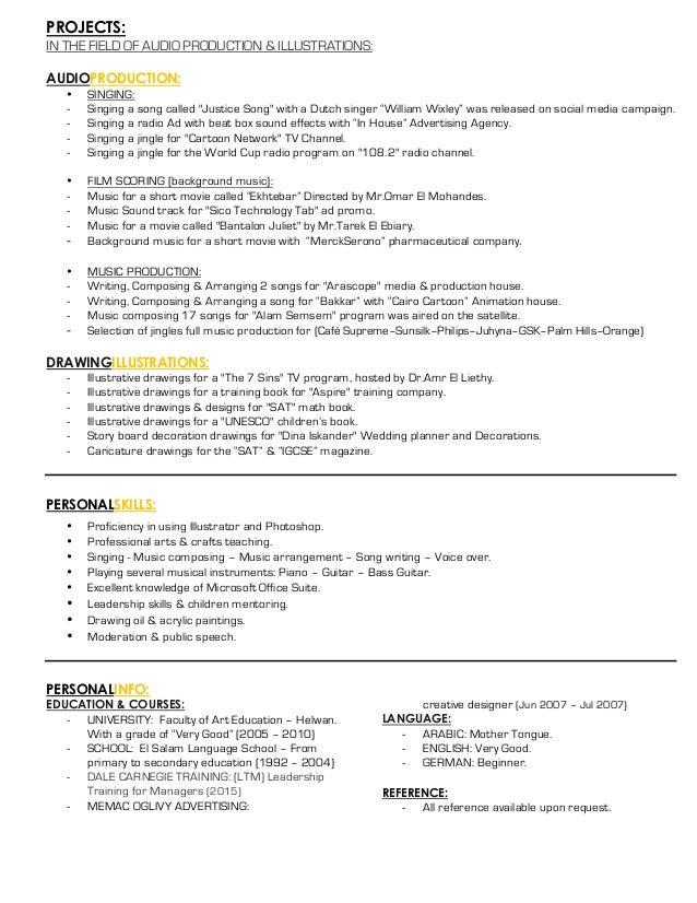 rando harvey resume