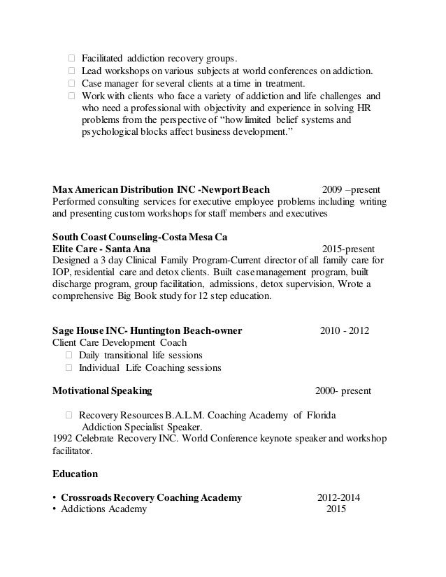 tracy dunn resume word  oct 2016