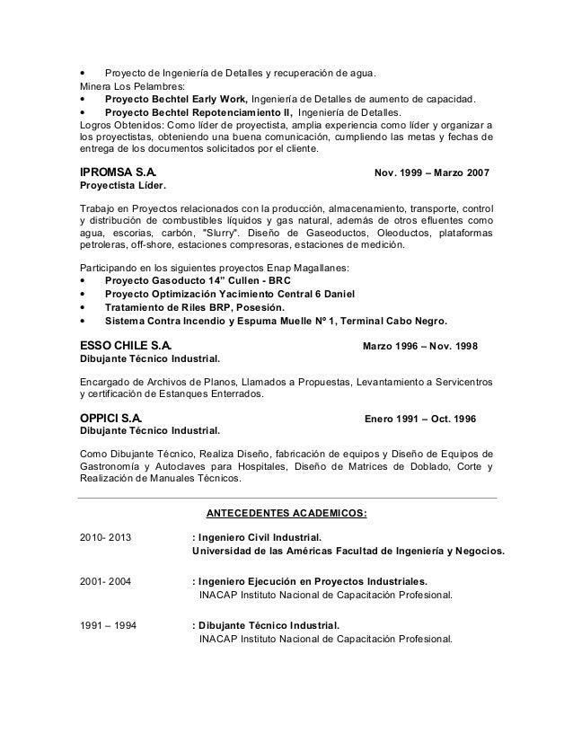 Moderno Mejor Curriculum Vitae Ingeniero Civil Festooning ...