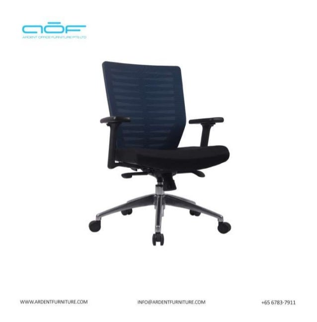 Office Chair 7356 by AOF Singapore