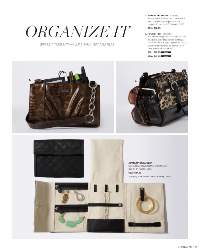 Miche Bags Spring 2014 Catalog