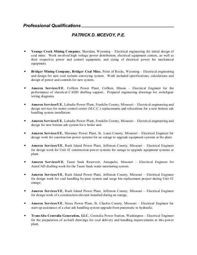 Boilerplate Resume PDM_15027