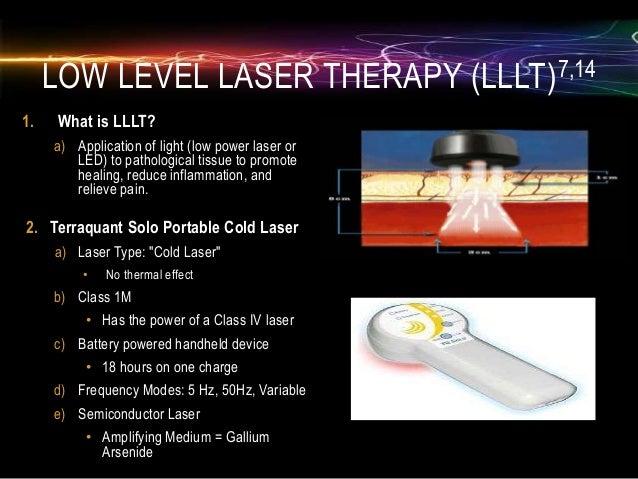 low level laser therapy lllt. Black Bedroom Furniture Sets. Home Design Ideas