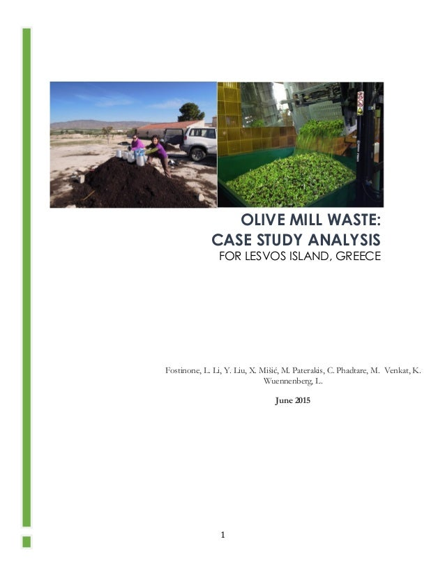 Case study garbage collection