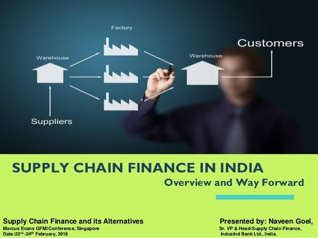 SCF in India an overview and way forward