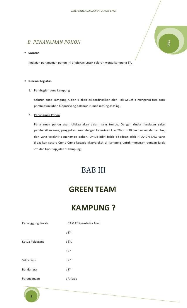 73912738 Proposal Penghijauan 2013
