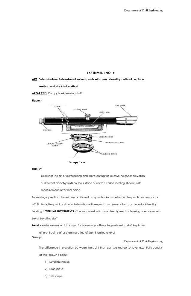 Avinesh surveying lab manuals.