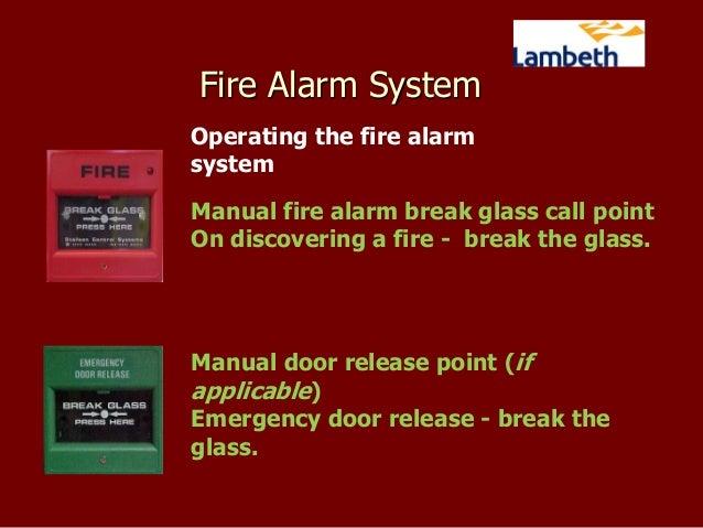 Gst Fire alarm training manual
