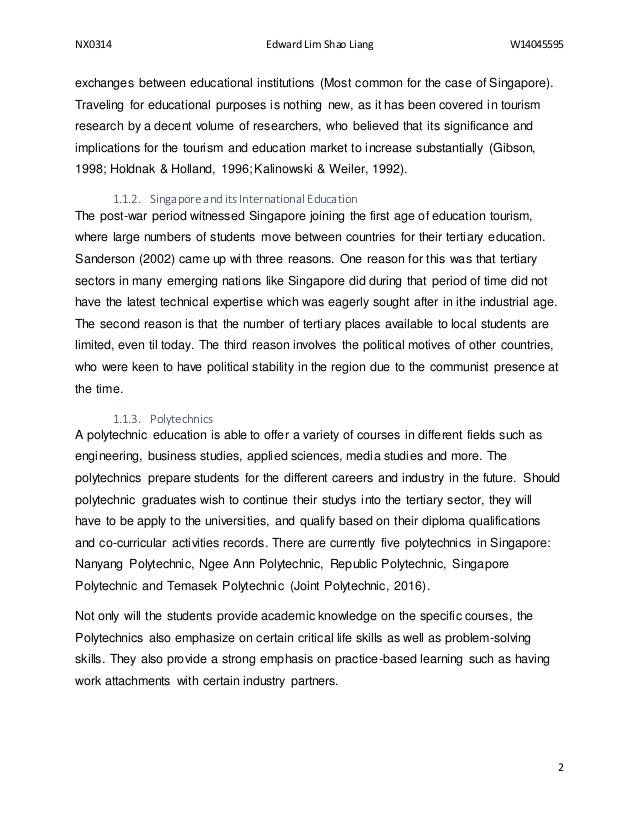 essay plan of development unmanaged
