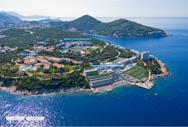 Hotel Tirena Dubrovnik Rooms