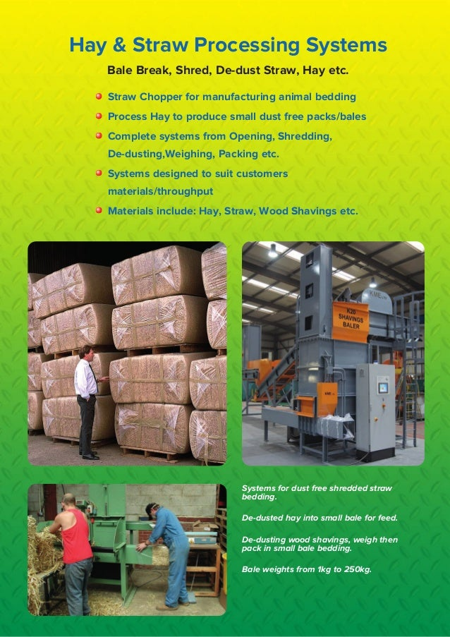 Agriculture Brochure
