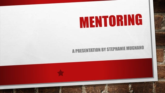 OUTLINE OF PRESENTATION DEFINITION OF MENTOR FACTS ABOUT MENTORING BENEFITS AND COSTS OF MENTORING MENTORING IN AN ONBOARD...