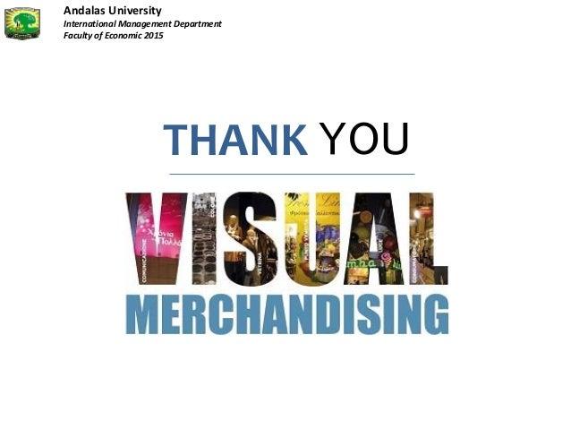 impact of visual merchandising Full-text paper (pdf): the impact of visual merchandising on consumer impulse buying behavior.