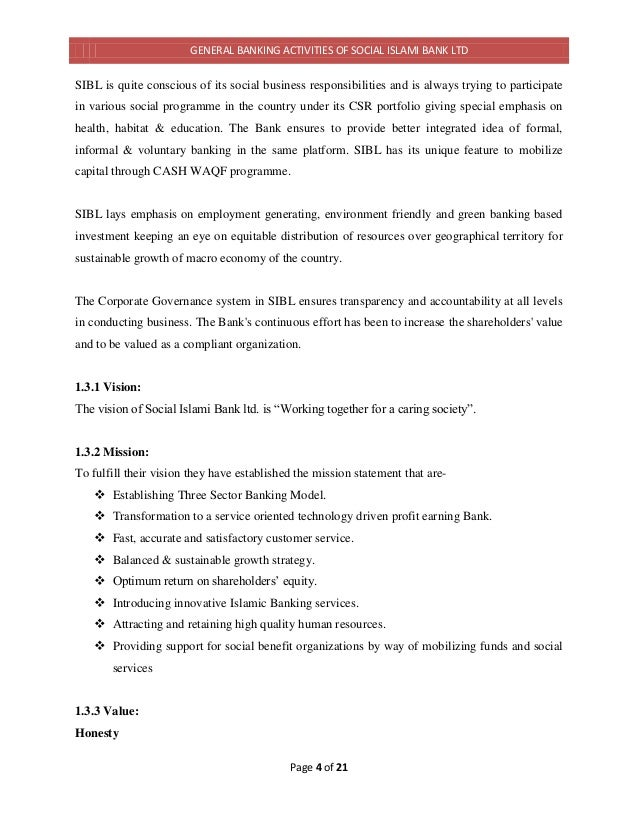 general banking activities of sibl General banking activities supply chain management literature review this literature review of supply chain management will go into an in published this.