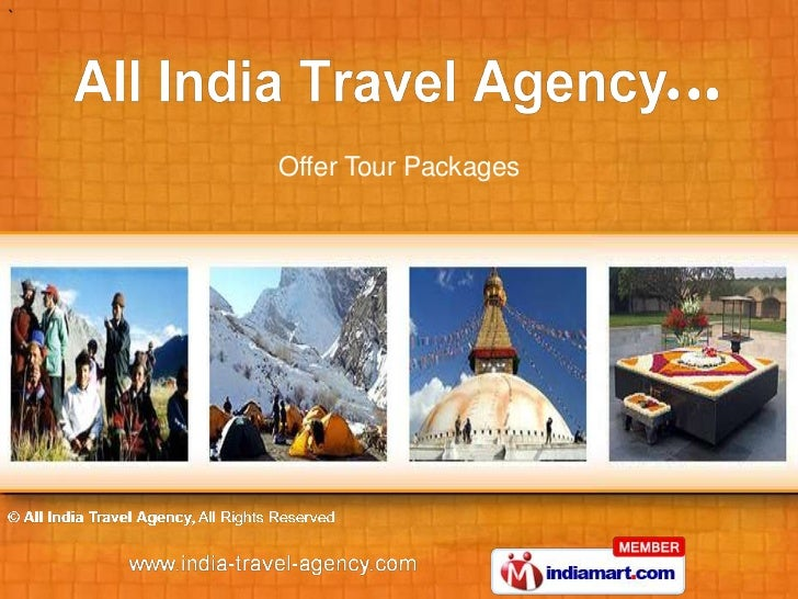 how to start a travel agency in india