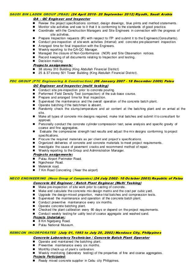 batching plant operator resume cris updated resume 100 operator