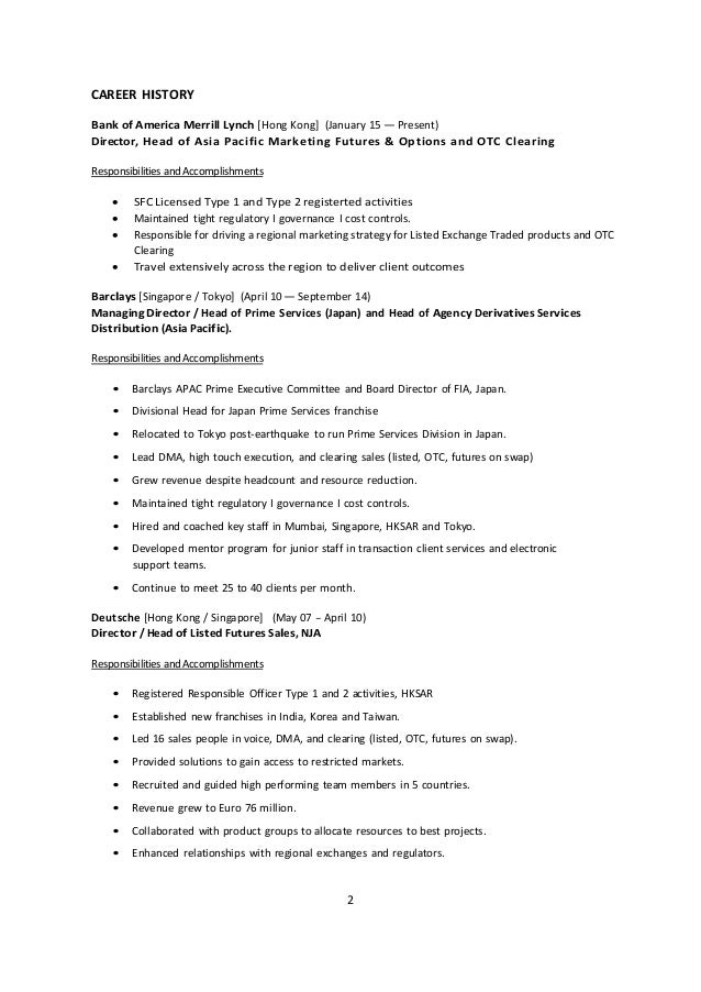 Cv In America] Teach For America Resume Sample ...