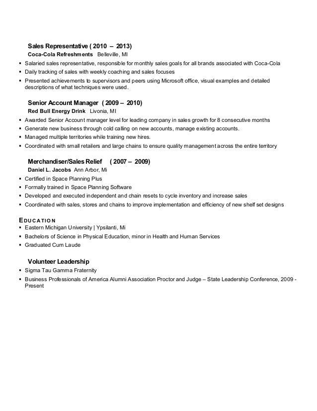 Magnificent Rockstar Energy Resume Inspiration - Best Resume ...