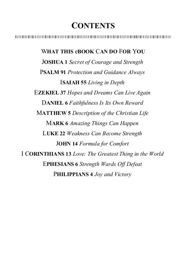 Favorite bible verses malvernweather Gallery
