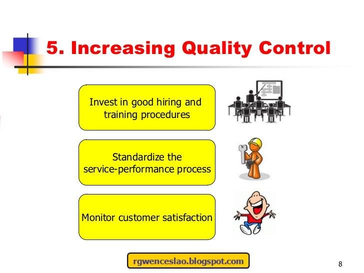 Services Marketing: Focus on Service Characteristics to Create Competitive Advantage