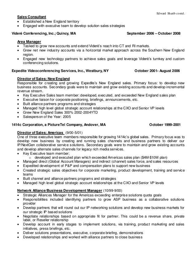 resume edward sharib 12