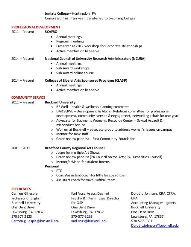 Graduated With Ba And Minor How Resume