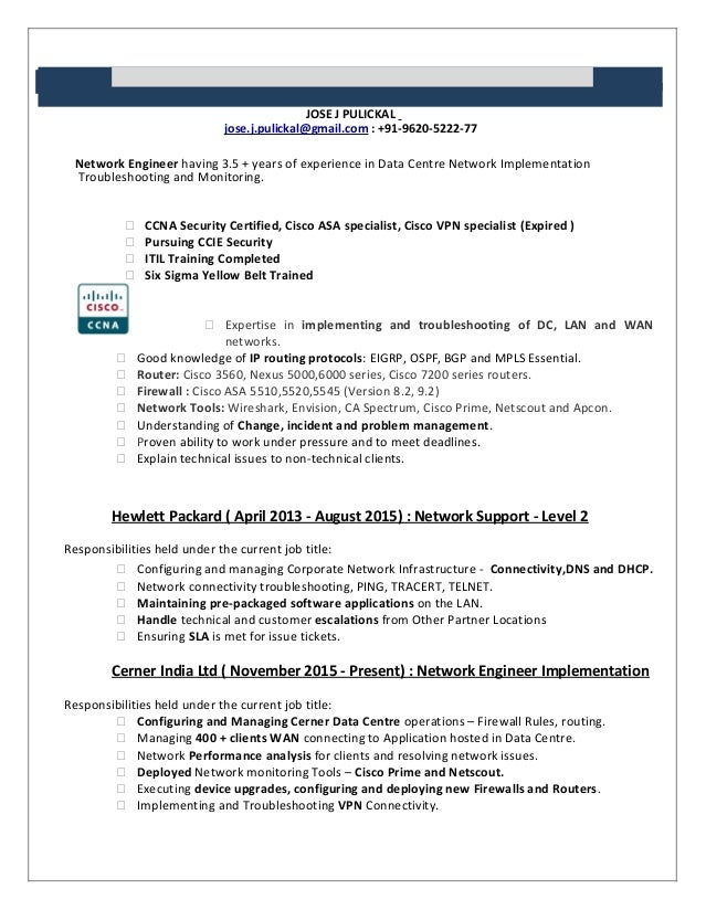 Resume Networking(16-10)