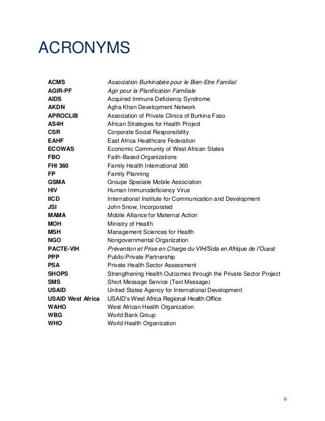 Revised Dissemination Report