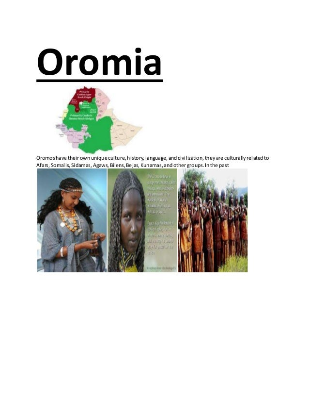oromo people's photo gallery