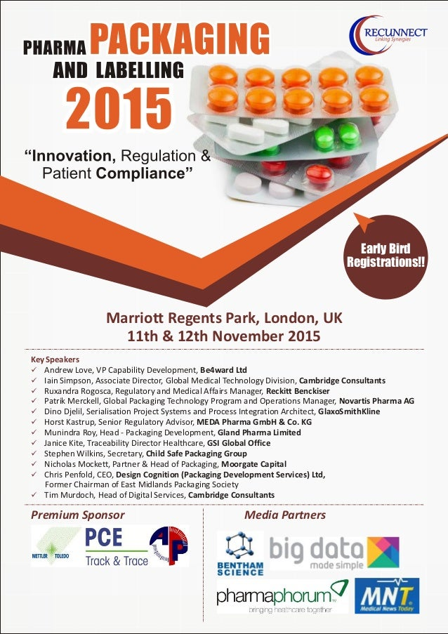 Marriott Regents Park, London, UK 11th & 12th November 2015 KeySpeakers ü ü ü ü ü ü ü ü ü ü ü ü Andrew Love, VP Capability...