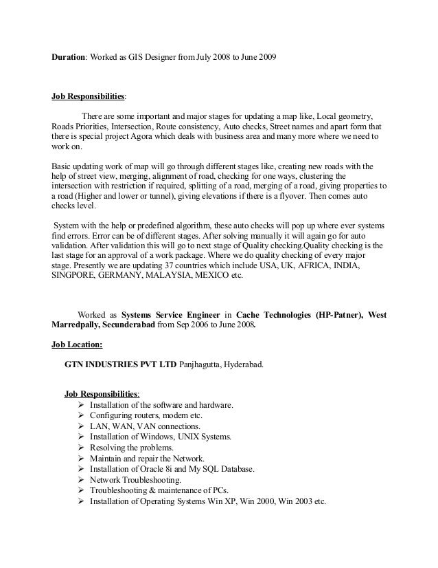 Best Network Engineer Job Description Images  Best Resume Examples