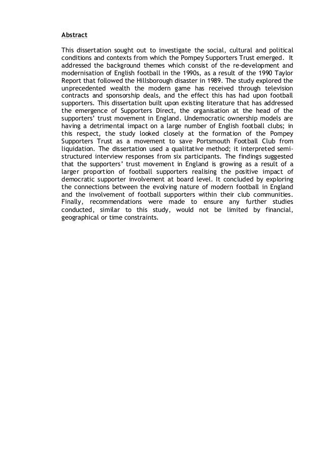 Dissertation reviews service korea