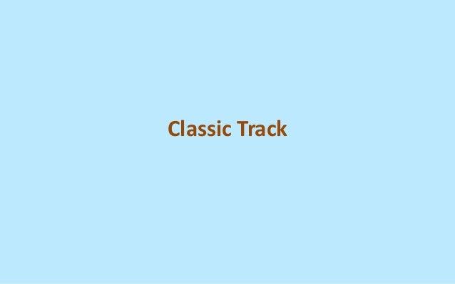 Advanced track