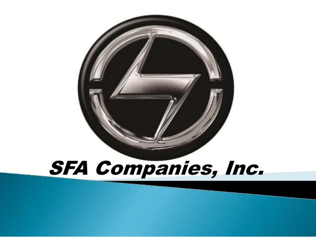 SFA Companies, Inc.