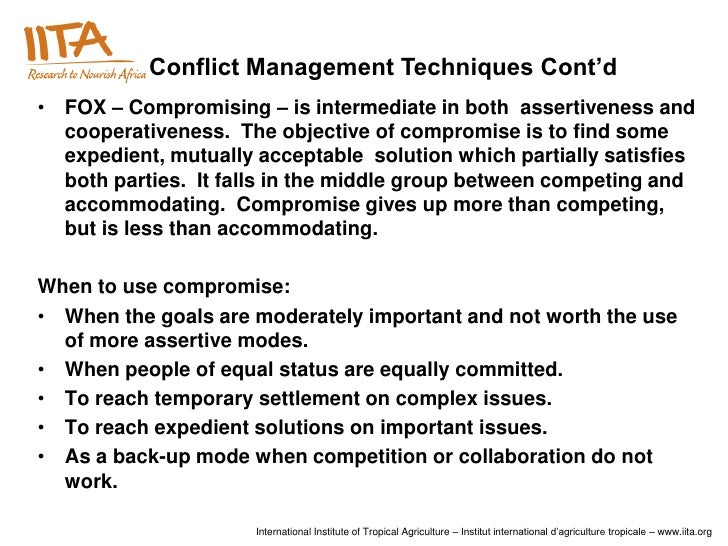 conflict management in the workplace Visit howstuffworks to find 10 tips for managing conflict in the workplace x  workplace conflict is an  a society of human resource management study found.
