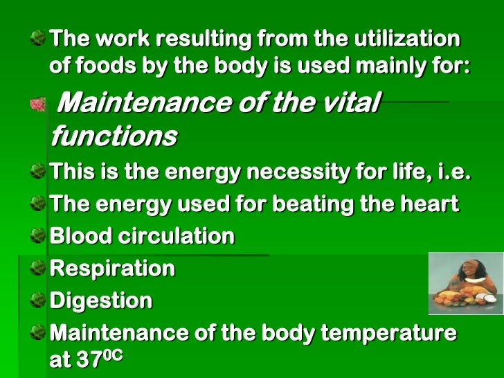GrowthOur body obtains the substancesessentials for its own constructionfrom food.Food also forms the basic materialfor ti...