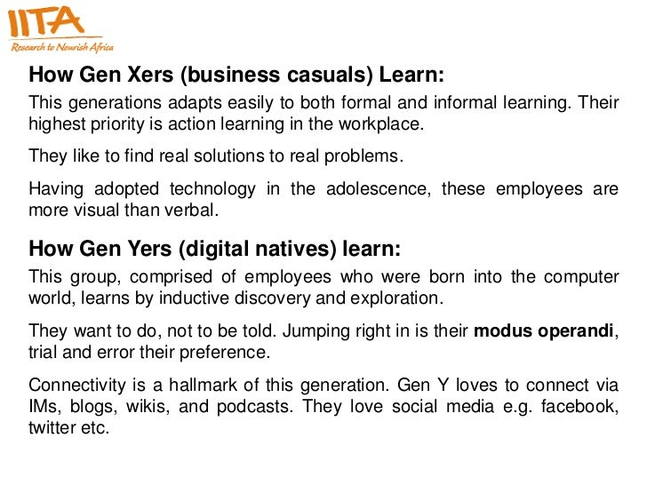 Knowledge Transfer In Todays Multigenerational Workplace What It Ta